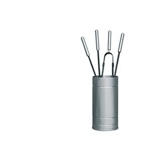 Haardstel aluminium