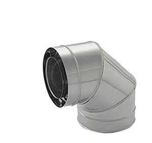 Concentrisch Ø130/200mm zwart